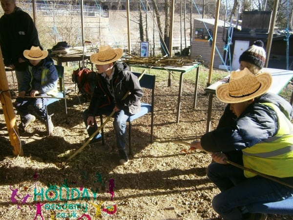 Forest School – Camley Nature reserve